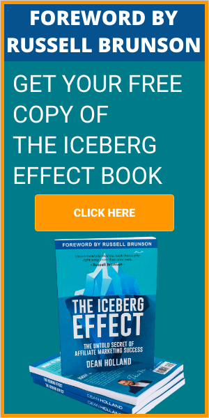 The Iceberg Effect - Dean Holland